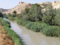 The Segura river