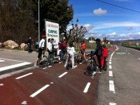 Carriles para bicicleta