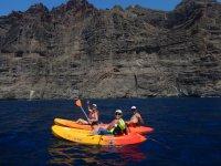 Ruta en kayak en Tenerife