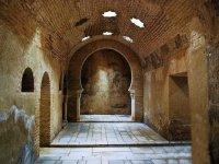 Jaen Arab baths