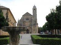 Vázquez de Molina Palace in Úbeda
