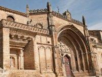 st paul's church in ubeda
