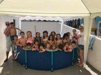 游泳池城市梅里达阵营