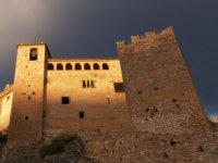 castillo en huesca