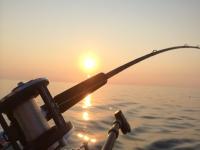 在科斯塔布兰卡钓鱼