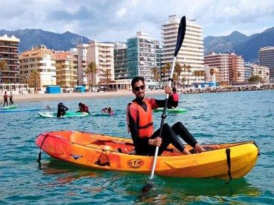 Paddle Surf Fuengirola Kayaks