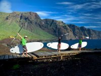 SUP in the Canary Islands