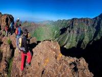 Trekking on the Teide
