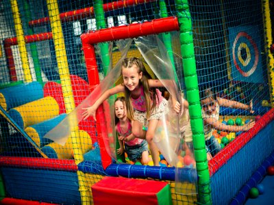 Green Indoor Park Parques Infantiles