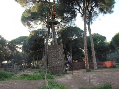 Bosque Suspendido Rocódromos