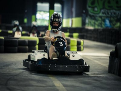Green Indoor Park Karting