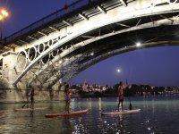 Sup puente de Triana