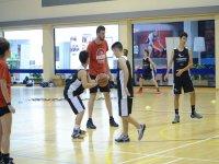 Tecnificacion baloncesto La Nucia