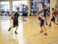 Baloncesto en el campus de Alicante