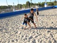 Futbol playa en Alicante