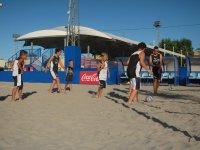 Futbol playa La Nucia