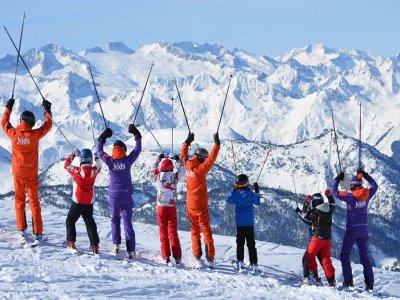 Kids Escuela de Esquí Esquí
