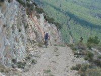 Por el monte