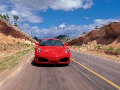Dinámika Turismo y Aventura Conducir un Ferrari