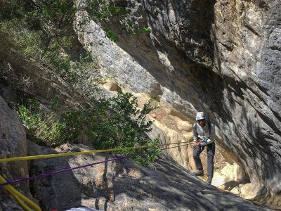 Aventuratrek Guías de Montaña y Barrancos