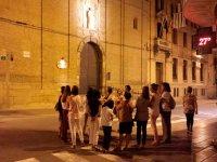 夜间Huesca
