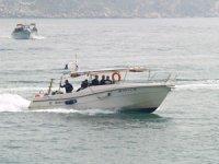 Embarcacion nautica para salidas de buceo