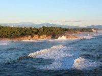 设施通道海浪海力