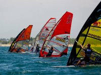 风帆冲浪锦标赛