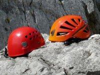 cascos de escalar