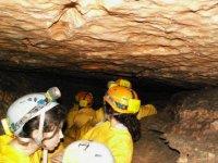 小组洞穴学