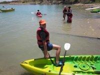 Ruta en canoas en Huesca