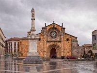 Iglesia de San Pedro en Avila