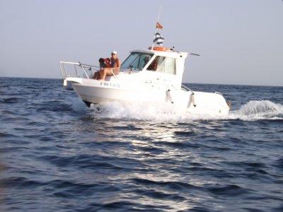 Ametlla Charter Paseos en Barco