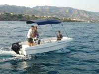 Boat rental in Tarragona