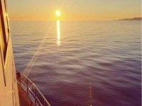 Los mejores atardeceres en barco