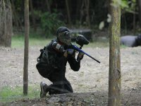 Partidas de paintball para eventos