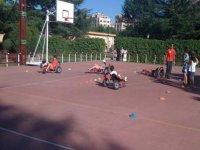 Balanz Bike track