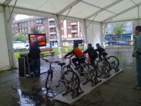 Bike simulators