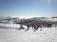 Viajes organizados a las estaciones de esqui