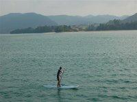 paddle surf en la ría
