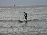 olas con paddle surf
