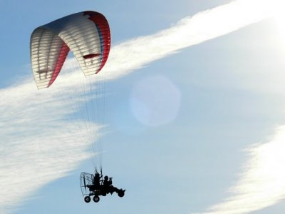 Air Born Adventures Paramotor