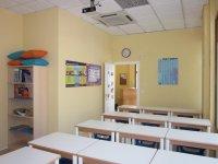 Aula escuela de idiomas