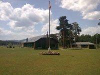 Facilities of Quintanar Camp.