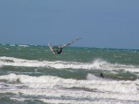 Jump on windsurf