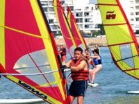 Windsurf in l'estartit