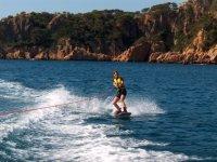Speed on the sea
