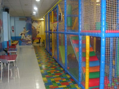 Aladdins Park Parques Infantiles