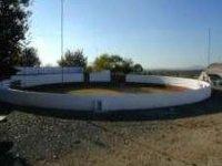 Plaza de toros de capeas