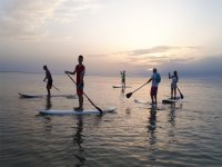 Travesia paddle surf en la Costa de la Luz